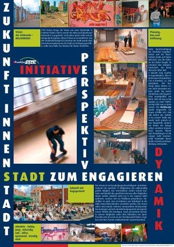"""Wettbewerbsplakate - Sanierungsgebiet """"Ehemalige Altstadt von ..."""