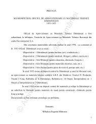 Sovrompetrol-Oficiul de Aprovizionare cu Materiale Tehnice ...