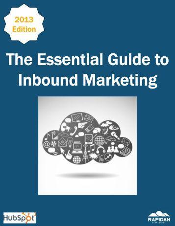 essential-guide-to-inbound-marketing-2013-edition