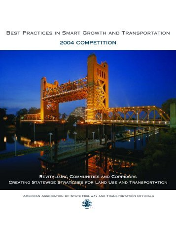 Best Practices in Smart Growth and Transportation - Center for ...