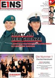 08. April `10 (PDF) - E1NS-Magazin