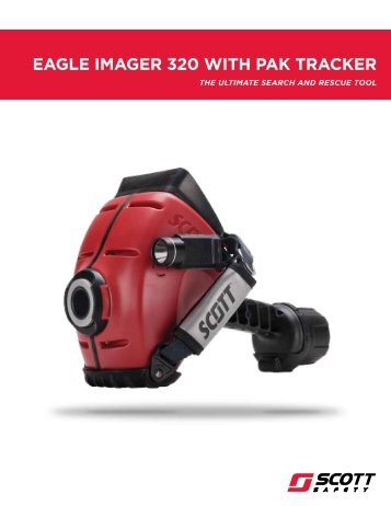 Eagle Imager 320 with Pak-Tracker - Brochure (English - Scott Safety