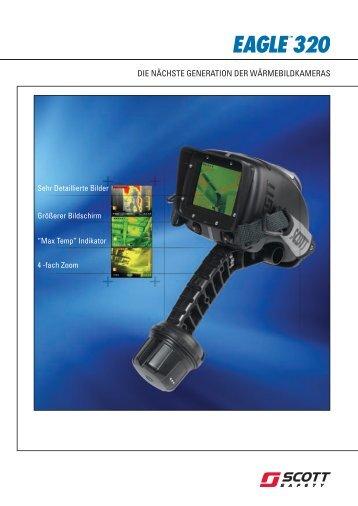 Die Wärmebildkamera - Scott Safety