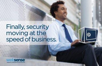 Websense Corporate Brochure - WIT