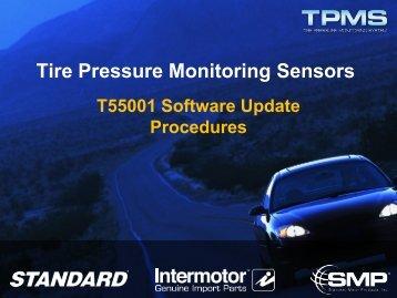 T55001 Software Update - Standard