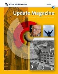 Update Magazine - Maastricht University