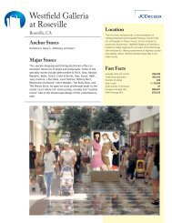 Download Mall Fact Sheet - JCDecaux North America