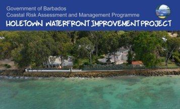 Holetown Waterfront Improvement Project Brief - Coastal Zone ...
