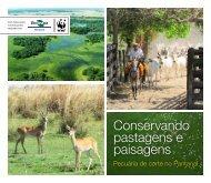 Conservando pastagens e paisagens - pecuária de corte no Pantanal