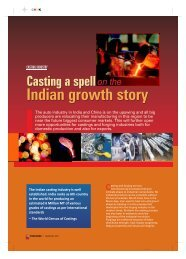 Casting and Forging - Industrial Products