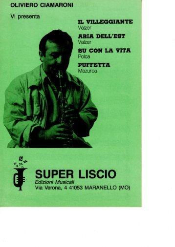 CIAMARONI - FASCICOLO IL VILLEGGIANTE.pdf - edizioni musicali ...
