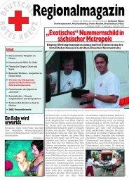 Regionalmagazin 03/2002 - DRK Kreisverband Rügen e.V.