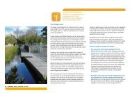 Improving the city's resilience by investing in efficiency and ...