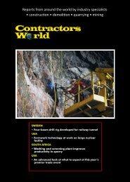 Contractors World - Vol 2 No 1