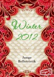 Vorschau Winter 2012 downloaden (6 MB) - Script5