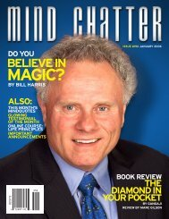 Mind Chatter #156 (January 16, 2006) (PDF) - Centerpointe ...