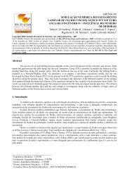 Simulação Numérica do Escoamento Laminar de ... - PPGEM - UTFPR