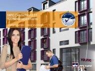 Prognose: Studenten in Deutschland (In- und Ausländer) - Scope
