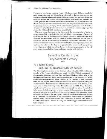 Sunni-Shia Rivalry.pdf - cbweaver