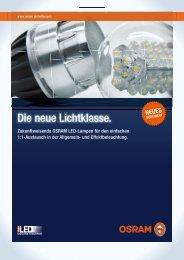 Die neue Lichtklasse von Osram 1.56 MiB - LEDS.de
