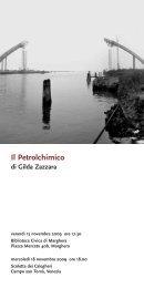 Il Petrolchimico - Centro Studi Ettore Luccini