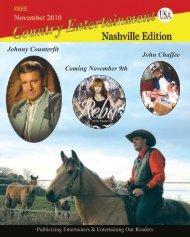 Nashville Edition - Country Entertainment USA