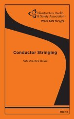 Conductor Stringing - Infrastructure Health & Safety Association