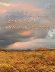 Annual Report - American Society of Agricultural and Biological ...