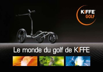 Broschüre 3 - Kiffe Golf GmbH
