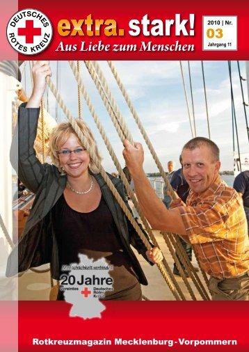 Ausgabe 3 (PDF-Datei) - DRK Kreisverband Rügen e.V.