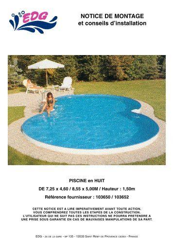 Trigano piscine piscine hors sol trigano trigano for Video montage piscine hors sol acier trigano