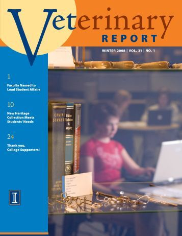 rePort - University of Illinois College of Veterinary Medicine