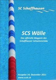 Folie 1 - Schwimmclub Schaffhausen