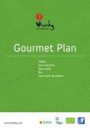 Gourmet Plan - Bio à la une