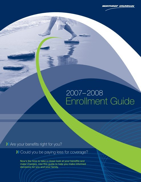 2007 - 2008 Annual Enrollment Guide - Benefits Online
