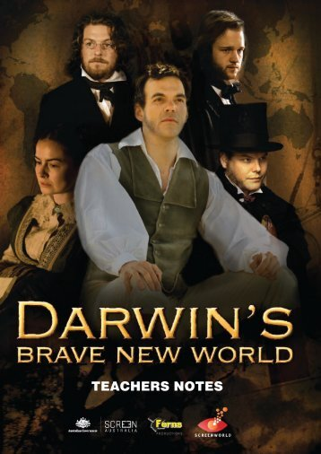 Darwin's brave new world - PEGSnet