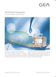Ariete NS5355 ENG - GEA Mechanical Equipment