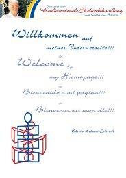 auf Welcome to Willkommen auf Welcome to - Dreidimensionale ...