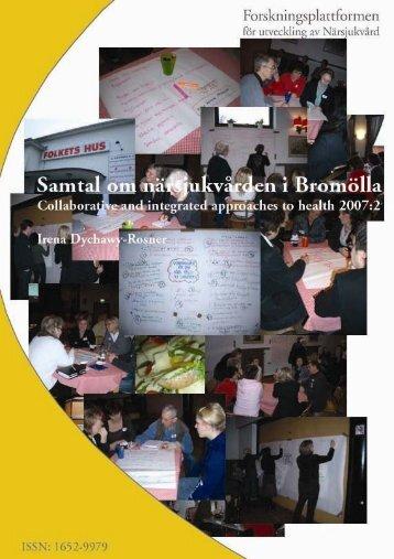 2007:2 CIAH (PDF-dokument, 3,1 MB) - Högskolan Kristianstad
