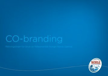 Retningslinjer for co-branding