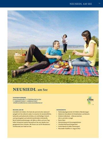 neusiedl am See - Podersdorf am See
