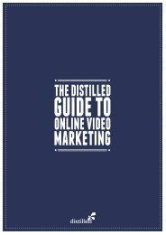 Online video marketing - Distilled