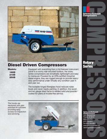 Rotary100-SS - Categories On Air Compressor Works