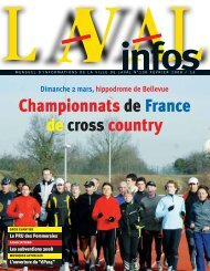 Championnats de France de cross country - Laval