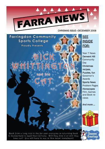 Farra News Issue 8 - Sunderland Learning Hub