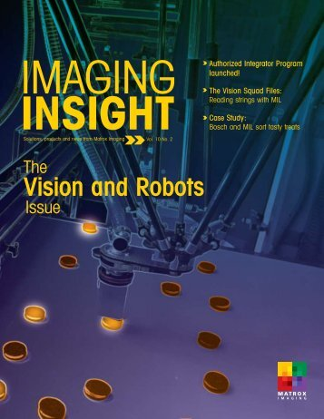 Vision and Robots - Matrox