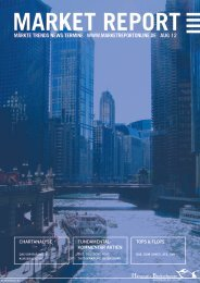 märkte trends news termine www.marketreportonline.de aug 12