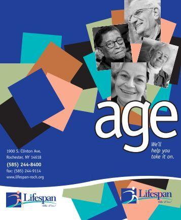 Download Lifespan Services brochure
