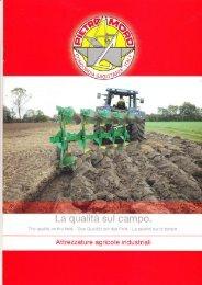Attrezzature agricole i nd ustrial i - LMB van Berkel