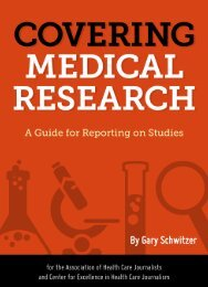 Covering-Medical-Research